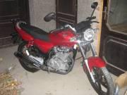 Keeway 125 ccm használt túra motor eladó