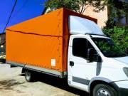 Bérelhető Extra  nagy teherautó  felépítményes  és  hátfalas ! B  kat.