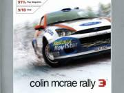 Colin McRae Rally 3 Ps2 (használt) PAL - külföldi küldemény