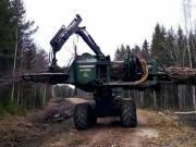 Erdészeti szárzúzásban jártas gépkezelőt keresünk kiemelt bérezéssel