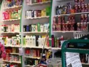 Pécs belvárosában jól menő üzlet teljes berendezéssel, árú készlettel kiadó!, Belváros
