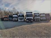 Nemzetközi gépkocsivezető- Kamionsofőr