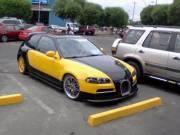 Bugatti civic