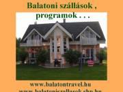 Balatoni  szállásinfó :