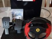 Ferrari Gamer kormány és gázpedál PS3-ra és PC-re eladó!