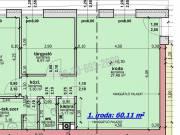 Eladó Üzlet, Nyíregyháza, Belváros, 60nm, 24000000 Ft