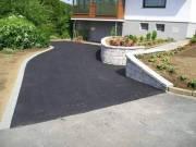 Aszfaltozás betonozás