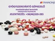 Gyógyszergyártó
