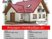 Debreceni bádogos-ács-tetőfedő, tetőszigetelés Debrecen!  Tetőfedés bármilyen anyaggal (cserepesleme