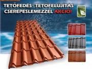 Kecskemét bádogos-ács-tetőfedő, tetőszigetelés Kecskemét! Tetőfedés bármilyen anyaggal (cserepesleme