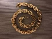 Eladó férfi King Chain nyaklánc