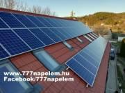 777 napelem Kft. ( Napelemes és elektromos fűtésrendszerek telepítése)