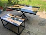 epoxi asztal eladó