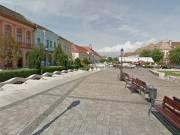 27HV8302  Vác belvárosában 500 nm-es rusztikus stílusú, üzletháznak is alkalmas épület eladó., http: