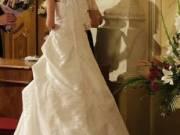 Első tulajdonostól eladó 34-es menyasszonyi ruha