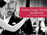 Online Tango Workshop Kezdőknek - több időpont decemberben