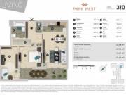 Eladó 66 nm-es Újépítésű tégla lakás Budapest XIII. kerület Újlipótváros  Szabolcs utca