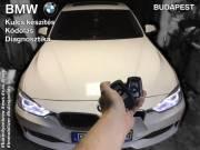 BMW Kulcs készítés