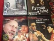 Új, Tesztelt DVD filmek- olcsón
