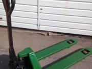 Eladó kézi hidraulikus raklapemelő/béka