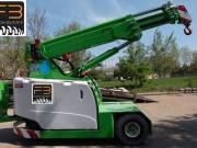 Eladó új gyártmányú JMG mini daru MC 25
