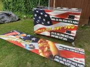 Amerikai Hot Dog kocsi eladó GÁZOS