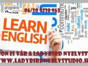 ANGOL Kedvezményes Intenzív nyelvtanfolyam