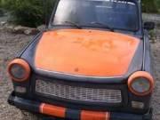 Retró kedvelőknek  Trabant 601 S