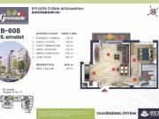 Eladó 40 nm-es Újépítésű tégla lakás Budapest XIII. kerület Angyalföld