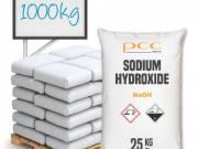 Sodium hydroxide, caustic soda 1000 kg - flakes