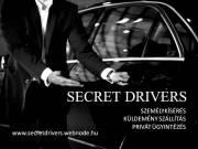 Személykísérő szolgálat - Secret Drivers
