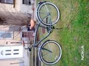 Új aluvázas retró városi bicikli