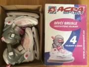 Állítható 34-37 lány jégkorcsolya eladó