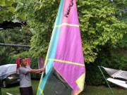 Wind-surf Alfa 180 tip.