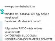 Minden ami baba!! www.pottombababolt.hu