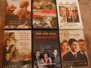 """""""Nagy filmklasszikusok"""" dvd csomag szuper áron eladó!"""