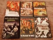 """""""Klasszikus akciófilmek """"dvd csomag szuper áron eladó!"""
