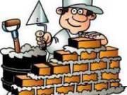 Építőipari állás, kőműves munkák