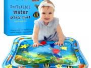 Készségfejlesztő matrac kisbabáknak