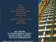 A Pallai Project Egyéni Cég keres különböző építőipari munkakörökbe munkavállalókat.
