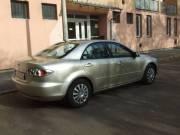 Mazda 6 dízel, friss műszakival.
