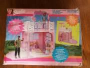 Barbie, műanyag ház