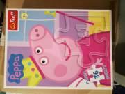 Peppa Malac nagy puzzle 36db