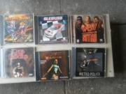 Németnyelvű régi CD játékok kb150 darab eladó
