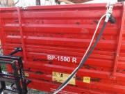 Eladó BP 1500 R Pótkocsi