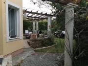 Mediterrán hangulatú családi ház Balatonfüreden