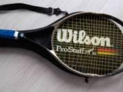 Teniszütő 2 db eladó. 1 db Wilson  és 1 db Rossignol Eladó. Jó állapotban