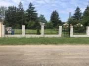 Eladó Nyíregyháza-Császárszálláson Tóra nyúló építési telek.