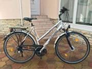 Winora 28-as aluvázas agydinamós minőségi női Trekking kerékpár