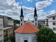 V. kerület Galamb utca. Panorámás, erkélyes, csendes öröklakás a belváros szívében. - Budapest V. ke